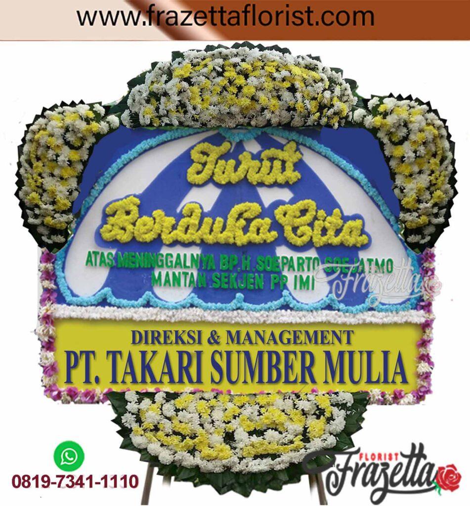 Bunga papan di Toko Bunga Jakarta