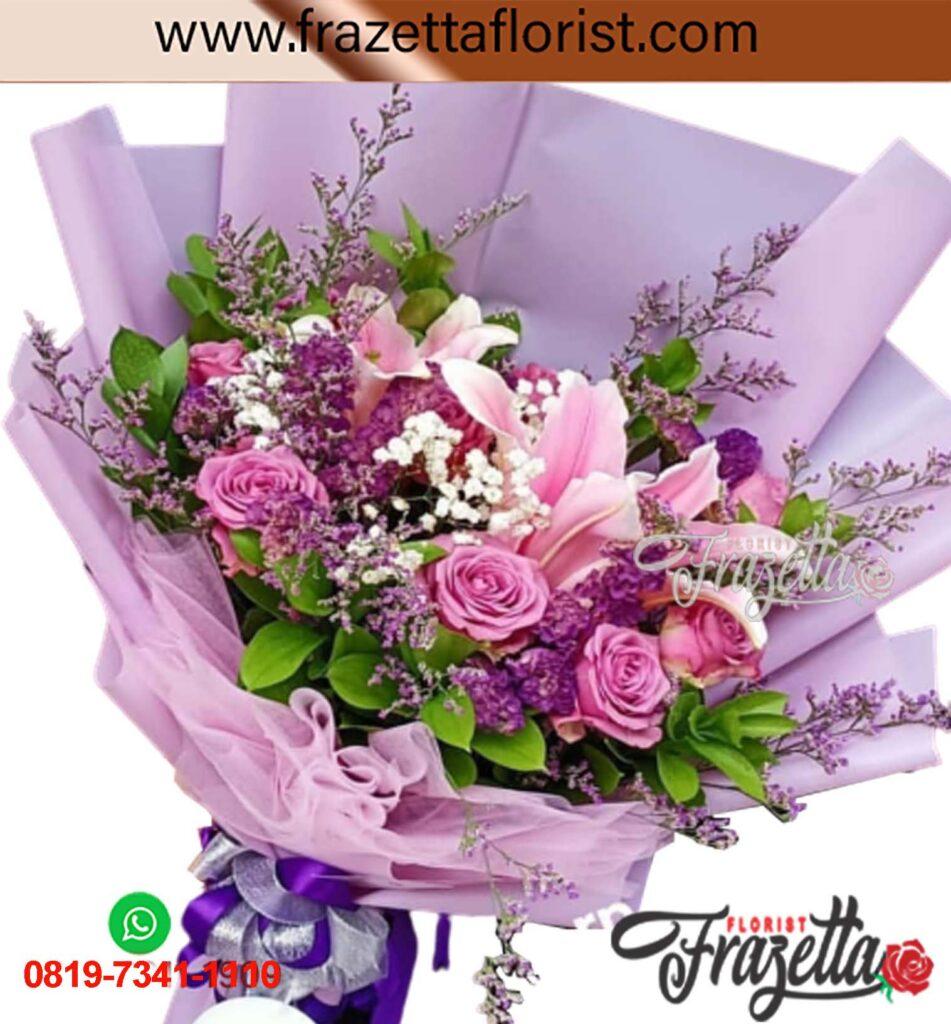 Hand Bouquet di Toko Bunga Jakarta Murah