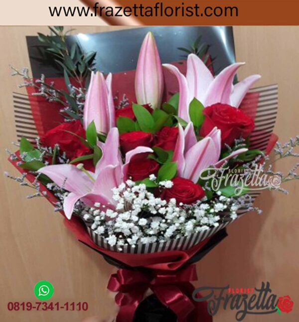 Hand Bouquet Murah di Jakarta