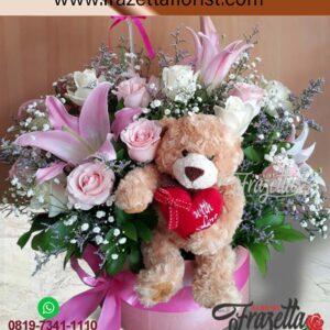 New Baby Born Flower, Toko Bunga Online Jakarta