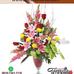 Jual Bunga Sedap Malam Yang Sudah di Rangkai