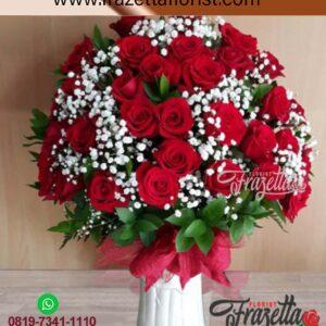 Toko Bunga Online, Cara Menanam Bunga Mawar